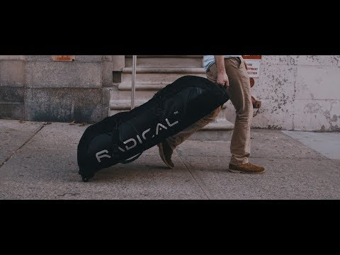 The Liberty Fencing Bag V1.0 By Radical Fencing