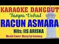 Karaoke Dangdut Racun asmara iis Ariska By Mang Eyi Keyboard  cp: 081213744804