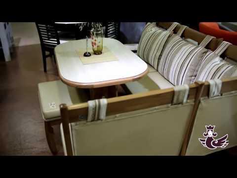 Горница  Обеденная зона «Казанова» столы в Омске