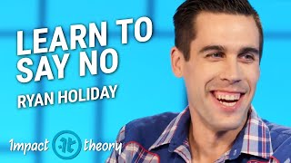 The Keys to a Good Life | Ryan Holiday on Impact Theory