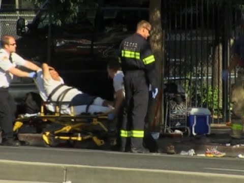 1 Dead, 5 Hurt When Car Hits Pedestrians in Utah