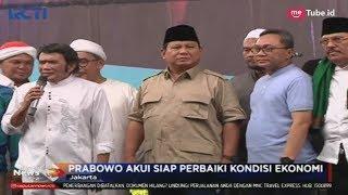 Prabowo dan Sandi Hadiri Deglarasi Dukungan Relawan Rhoma Irama -SIP 29/10