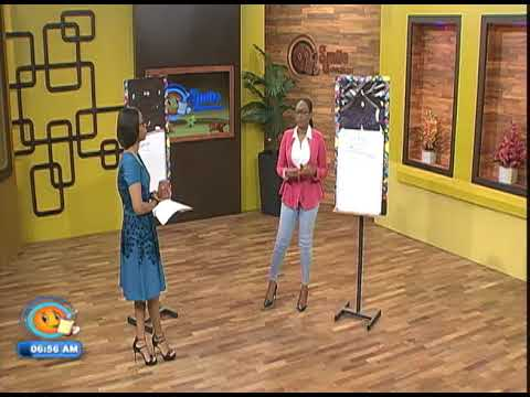 Write Your Resume – TVJ Smile Jamaica – July 3 2018