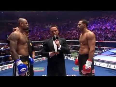 badr hari vs hesdy gerges 2018 kick boxing /k1