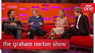 Video Ed Sheeran loves children's toys - The Graham Norton Show 2017: Episode 14 - BBC One download MP3, 3GP, MP4, WEBM, AVI, FLV Agustus 2018