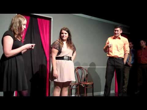 Level C Improv Show At The Second City - 2013