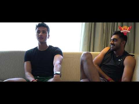 SunRisers Hyderabad   3IN5   Abishek Sharma & Vijay Shankar - Ep#1   VIVO IPL 2019