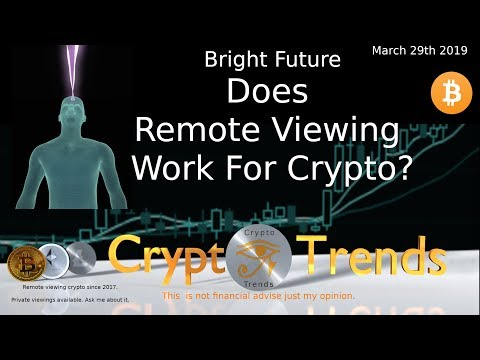 Does Remote Viewing Work? Bright Future Ahead.