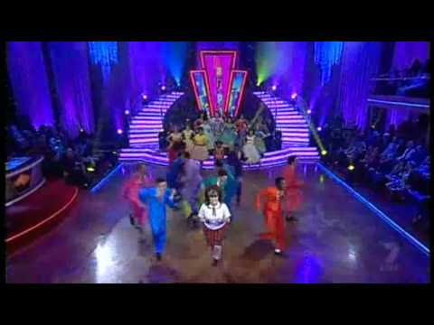 Hairspray Australia on Dancing With The Stars Grand Finale