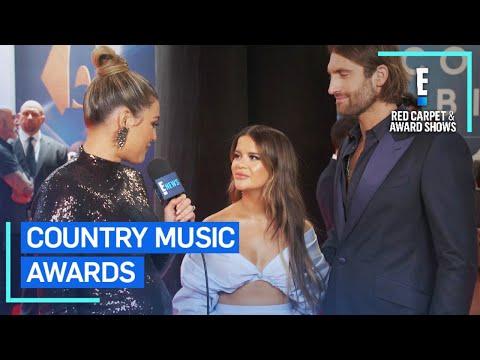 Maren Morris Gives Pregnancy Update at 2019 CMA Awards | E! Red Carpet & Award Shows