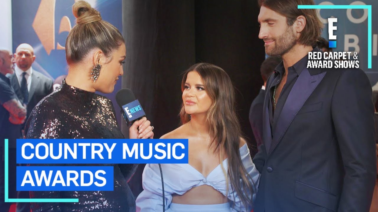 Maren Morris Gives Pregnancy Update at 2019 CMA Awards | E! Red Carpet & Award Shows