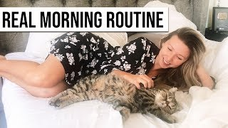 REAL LIFE MORNING ROUTINE | WEEKDAY