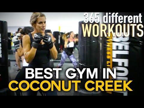 Best Gym in Coconut Creek