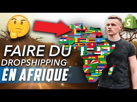 COMMENT FAIRE DU DROPSHIPPING EN AFRIQUE ?