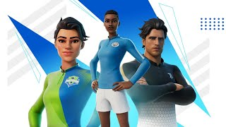 New SOCCER Skins in Fortnite! (Season 5)