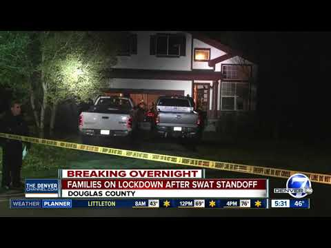 Man dead following SWAT situation, standoff at Douglas County home