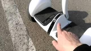 xiaomi Ninebot Mini гироскутер, опыт использования.