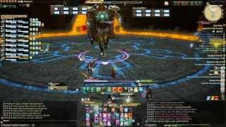 FFXIV, Crystal Tower, Labyrinth of the Ancients, Acheron, Summoner POV