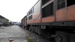カンボジア鉄道シアヌークビル駅