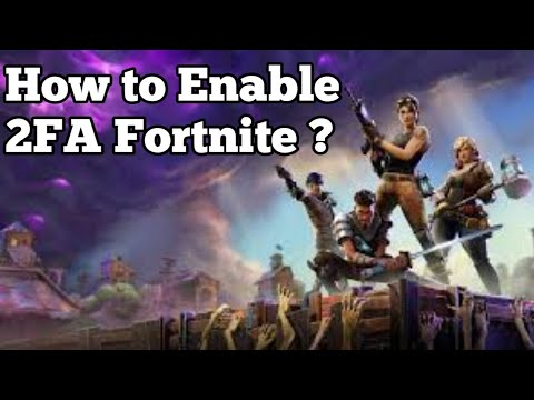 How to Enable 2FA on Fortnite - PS4/Xbox/Switch/PC/Mobile ...