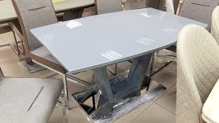 Стол обеденный раскладной SD567 Decor