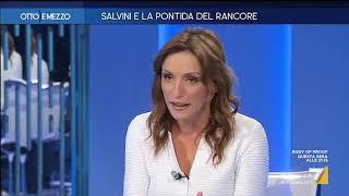 Il dibattito Padellaro-Borgonzoni: 'Gad Lerner non è un calunniatore', 'Ha chiamato Salvini ...