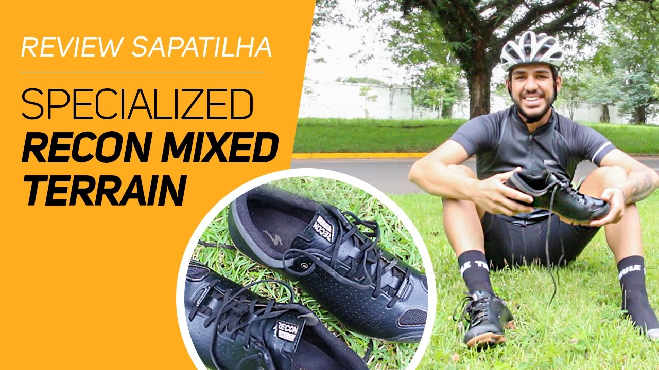 Specialized Recon Mixed Terrain Shoes Review