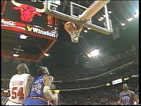 1990 - 1991 CHICAGO BULLS NBA PLAYOFFS 20TH YEAR ANNIVERSARY EASTERN CONFRENCE FINALS