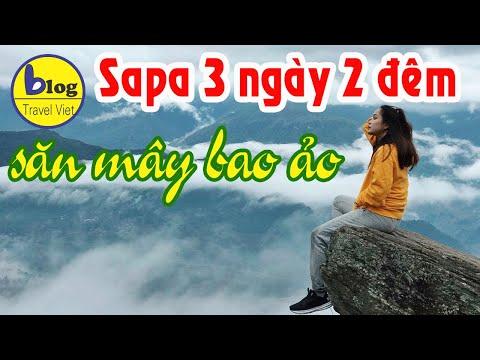 Du lịch Sapa - Lịch trình tour du lịch Sapa 3 ngày 2 đêm đầy đủ nhất