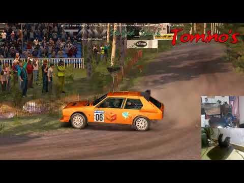 Season 2| Power Stage| HRC Week 4: Rallye Kenya - Crest Autosport Simrally Championship