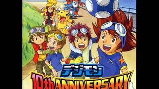 Digimon 10Th Anniversary TRY AGAIN - IKUO.mp3
