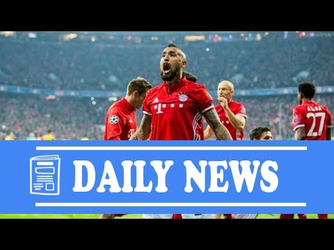[Daily News] Carlo ancelotti sacked by bayern munich following psg defeat in champions league