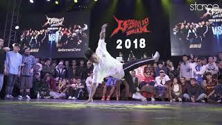 叄無極 vs Reformerz Crew - Półfinał ekip na Bomb Jam 2018
