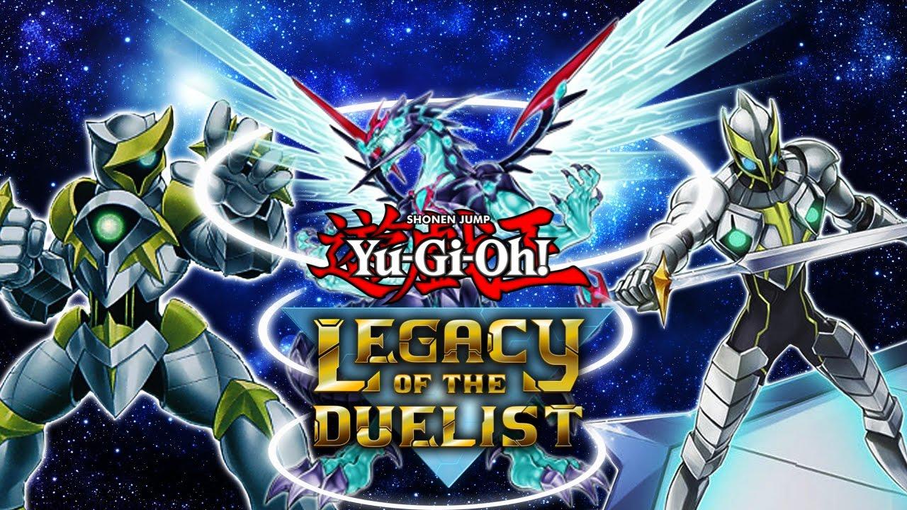 Galaxy Eyes Deck Profile | Yu-Gi-Oh! Legacy of the Duelist 1.01