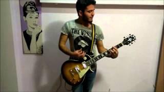 Emre Macit - It's My Life ( Bon Jovi Guitar Cover )