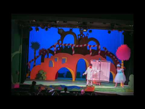 Seussical @Palo Alto Children's Theatre