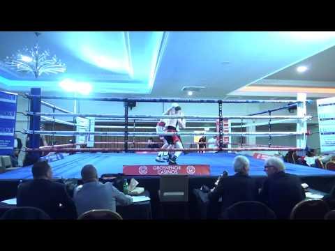 Ryan 'Stewart' Davies vs. M J Hall