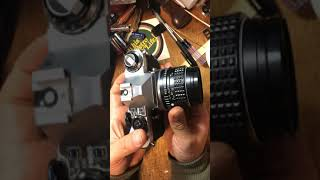 Pentax ME Super how to load a …