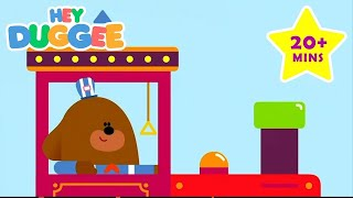 On The Go with Duggee - 20 Minutes - Duggee's Best Bits - Hey Duggee