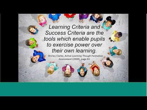 Kara Vandas: Teacher Clarity, A Catalyst to Student Clarity and  SuccessWebinar