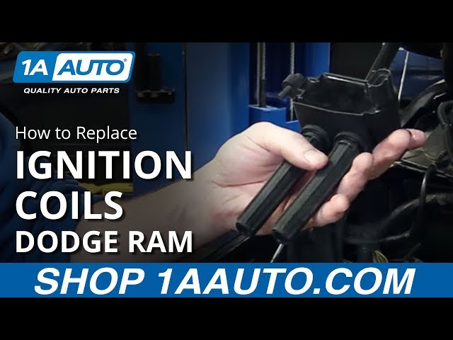 How to Replace Ignition Coils 06-10 Dodge Ram 1500 Hemi 5 7L