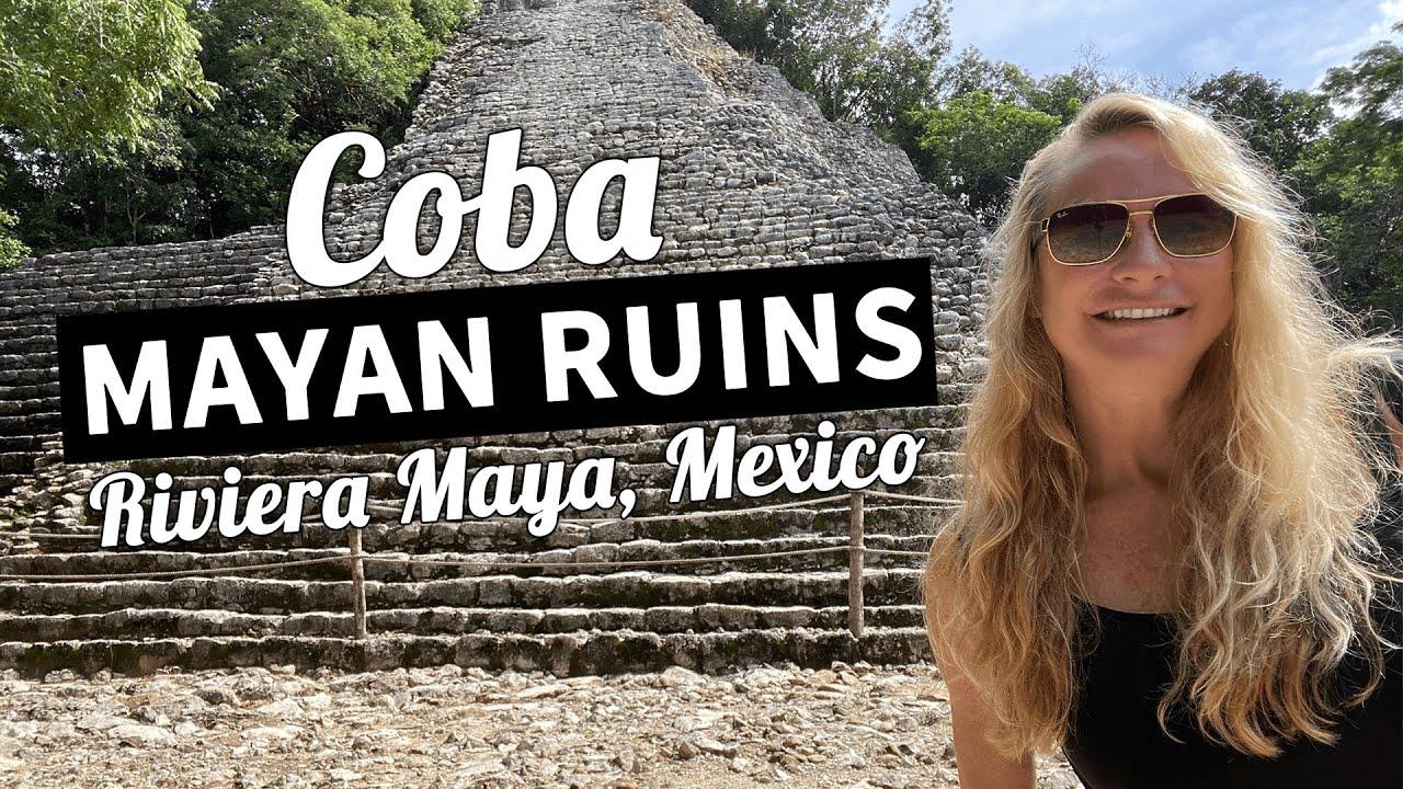 Download Exploring the Mayan Ruins in Coba | Mexico's Yucatan Peninsula