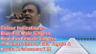 Beshak tum meri Mohabbat ho karaoke only for male singers by Rajesh Gupta