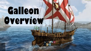 ArcheAge - Galleon Tour/Overview