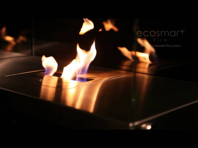EcoSmart Fire Igloo BK5 Design Fireplace