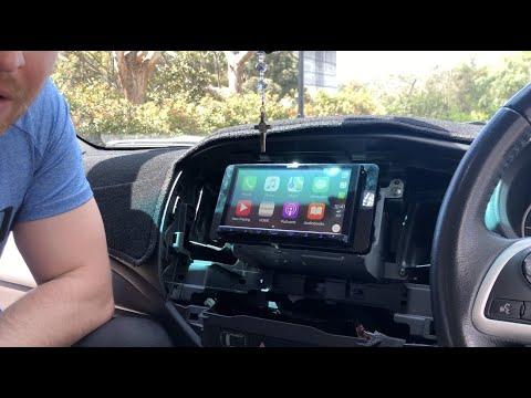 How To Install A Stereo in Mitsubishi Triton MQ? …Stereo Upgrade for MQ Triton 2015 to 2018