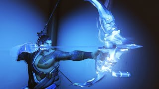 New Hanzo Abilities in Third and First Person [Overwatch]
