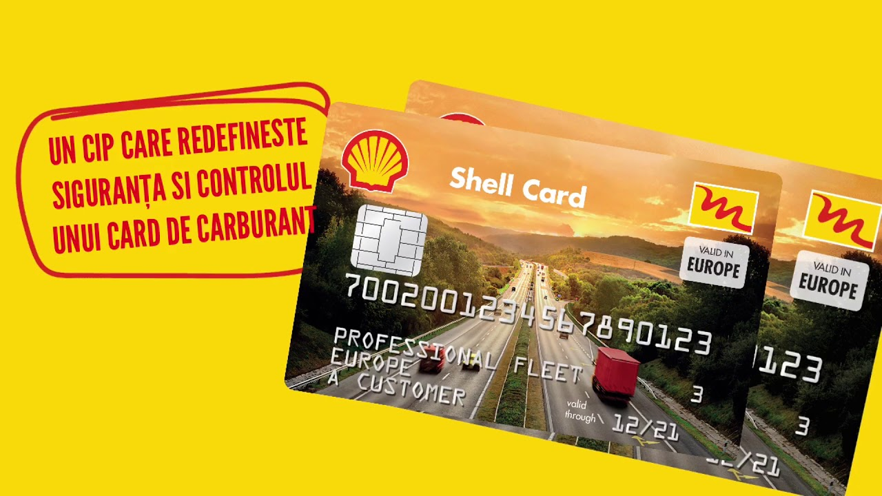 shell card youtube - Shell Fleet Card