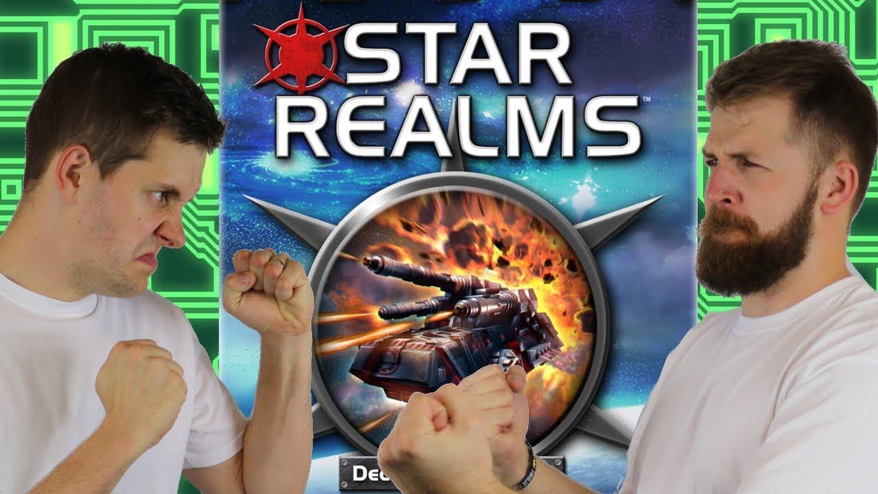 STAR REALMS  Gameplay