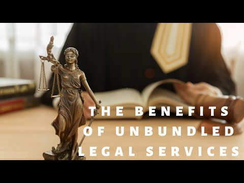 What are Benefits of Unbundled Legal Services   West Palm Beach Divorce Attorney Charles Jamieson